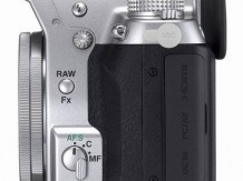 Pentax K-5 Silver Special Edition