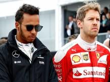 Lewis Hamilton i Sebastian Vettel