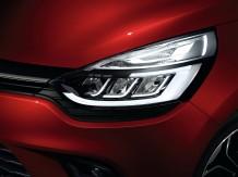 Renault Clio facelifting