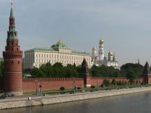 Zatrzymania opozycjonistów w Moskwie i Petersburgu