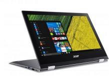 Acer Spin 1 Ultra Slim