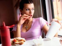 Zdrowie, dieta, odchudzanie - walka z podjadaniem przekąsek